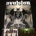 Avulsion - Indoctrination into the Cult of Death TShirt or Longsleeve