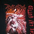 Disgorge - She Lay Gutted TShirt or Longsleeve