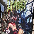 Lividity - Patch - Lividity - Used, Abused and Left for Dead back patch