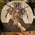 Nunslaughter - Hells Unholy Fire turntable mat