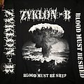 Zyklon-B - TShirt or Longsleeve - Zyklon-B - Blood Must be Shed