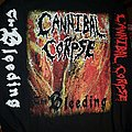 Cannibal Corpse - TShirt or Longsleeve - Cannibal Corpse - The Bleeding