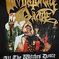 Mortuary Drape - All the Witches Dance TShirt or Longsleeve