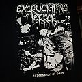 Excruciating Terror - Expression of Pain TShirt or Longsleeve
