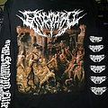 Excoriation - Excoriation TShirt or Longsleeve