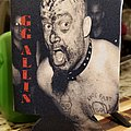 GG Allin koozie Other Collectable