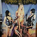 Cradle of Filth - Sadomasochrist FLAG Other Collectable