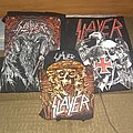 Slayer final world tour merch flex