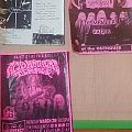 Vader/dismember/suffocation - acid mother temple - foghat posters