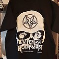 Nevermore - TShirt or Longsleeve - Nevermore Enemies TS
