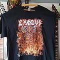 Exodus Stike of the Beast Tour Shirt 2020