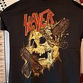 Slayer Head/Cross Tourshirt'15 TS