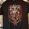 Slayer Demonic Admat  Tourshirt'18 TS