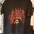 Slayer Repentless Tourshirt'15