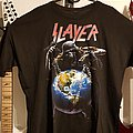 Slayer Divine Tourshirt 94