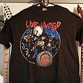 Slayer Live Undead 91 TS TShirt or Longsleeve