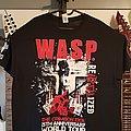 W.a.s.p. Crimson Anniversary Tour Shirt