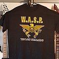W.a.s.p. Last Command TS TShirt or Longsleeve