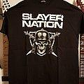 Slayer Nation Tourshirt