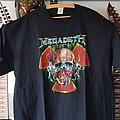 Megadeth  Nuclear Head Tour TS TShirt or Longsleeve
