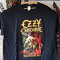 Ozzy Ultimate Sin Shirt