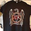 Slayer Eagle Tourshirt'17 TS