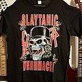 Slayer Slatanic Wehrmacht Tour TS TShirt or Longsleeve