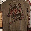 Slayer Logo EMP Edition TS TShirt or Longsleeve