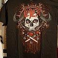 Slayer New York Tour Shirt '14 TS