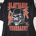 Slayer Slatanic Wehrmacht 88 TS TShirt or Longsleeve