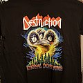 Destruction Eternal Devastation TS TShirt or Longsleeve