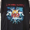 Slayer Unholy Alliance Tour Shirt