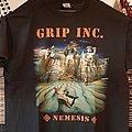 Grip Inc. NEMESIS Tour TS TShirt or Longsleeve