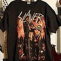 Slayer Reign in Blood TS TShirt or Longsleeve