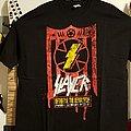 Slayer Der Front Tourshirt 2006 TS