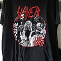 Slayer Live Undead with Face Mask TS