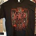 Slayer Bloody Eagle Tourshirt'18 TS