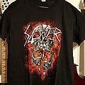 Slayer Skull Tourshirt 2017