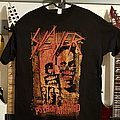 Slayer Psychopathy Red Tourshirt '09 TS