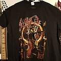 Slayer - TShirt or Longsleeve - Slayer Reign in Blood 30 Year TS