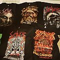 Slayer  All Special Tour Event Shirts 2019 USA