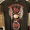 Slayer Reign in Blood EMP Edition TS TShirt or Longsleeve