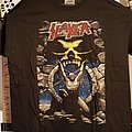 Slayer Live Intrusion War Chest Collection TS TShirt or Longsleeve
