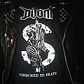 Doom- Consumed To Death shirt