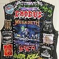Slayer - Battle Jacket - Third Jacket - Thrash Metal Battle Jacket - 99% finished - James Hetfield...