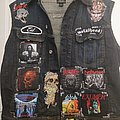 Third Jacket - Thrash Metal Battle Jacket - not finished - James Hetfield inspired