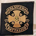 Sabaton - Patch - Sabaton Panzer Battalon Patch