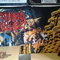 Other Collectable - Morbid Angel Gateways to Annihilation Flag