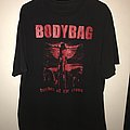 "Bodybag ""Burden of the Cross"" Red T-Shirt"