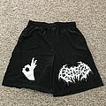 "Splattered Entrails ""Made You Look"" Basketball Shorts  Other Collectable"